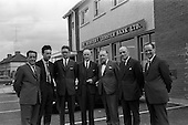1963 - Opening of Ballyfermot Branch office of the Munster and Leinster Bank
