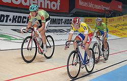14-01-2012 WIELRENNEN: ZESDAAGSE VAN BREMEN: BREMEN<br /> U23 / AA Drink - Collin Berry<br /> ©2012-FotoHoogendoorn.nl/nph-Fisch