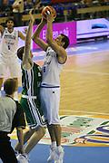 DESCRIZIONE : Alicante Spagna Spain Eurobasket Men 2007 Italia Slovenia Italy Slovenia <br /> GIOCATORE : Denis Marconato<br /> SQUADRA : Nazionale Italia Uomini Italy <br /> EVENTO : Eurobasket Men 2007 Campionati Europei Uomini 2007 <br /> GARA : Italia Slovenia Italy Slovenia <br /> DATA : 03/09/2007 <br /> CATEGORIA : tiro <br /> SPORT : Pallacanestro <br /> AUTORE : Ciamillo&amp;Castoria/Fiba <br /> Galleria : Eurobasket Men 2007 <br /> Fotonotizia : Alicante Spagna Spain Eurobasket Men 2007 Italia Slovenia Italy Slovenia <br /> Predefinita :
