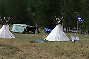 Italy, Alps Forest Ranger's camp
