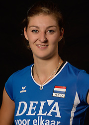 25-06-2013 VOLLEYBAL: NEDERLANDS VROUWEN VOLLEYBALTEAM: ARNHEM<br /> Selectie Oranje vrouwen seizoen 2013-2014 / Anne Buijs<br /> &copy;2013-FotoHoogendoorn.nl