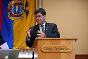 Rector Fernando Ponce León S.J. discusses his objectives for the Pontifical Catholic University of Ecuador.