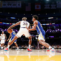10-14 GOLDEN STATE WARRIORS AT LA LAKERS