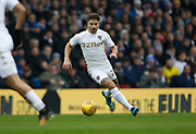 Leeds United defender Gaetano Berardi (28) during the EFL Sky Bet Championship match between Leeds United and Cardiff City at Elland Road, Leeds, England on 3 February 2018. Picture by Paul Thompson.