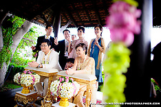Bangkok Wedding Photography: Anantara Riverside Resort