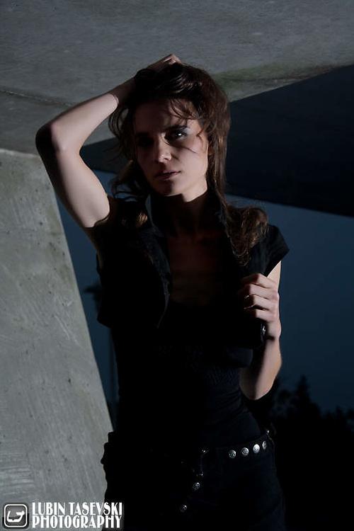 Stephanie Weston, Model
