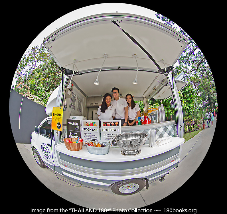 White Bus Catering by Nai Lert Group
