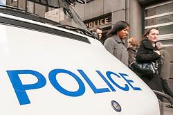 Bishopsgate Police Station
