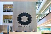 Macquarie Bank, 1 Shelley Street, Sydney..Interiors