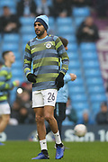 26 Riyad Mahrez for Manchester City during the The FA Cup 3rd round match between Manchester City and Rotherham United at the Etihad Stadium, Manchester, England on 6 January 2019.