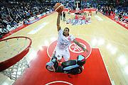 DESCRIZIONE : Pesaro Edison All Star Game 2012<br /> GIOCATORE : Aubrey Coleman<br /> CATEGORIA : gara schiacciata schiacciate special dunk contest<br /> SQUADRA : Italia Nazionale Maschile All Star Team<br /> EVENTO : All Star Game 2012<br /> GARA : Italia All Star Team<br /> DATA : 11/03/2012 <br /> SPORT : Pallacanestro<br /> AUTORE : Agenzia Ciamillo-Castoria/C.De Massis<br /> Galleria : FIP Nazionali 2012<br /> Fotonotizia : Pesaro Edison All Star Game 2012<br /> Predefinita :