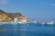 Avalon Harbor And The Catalina Island Casino