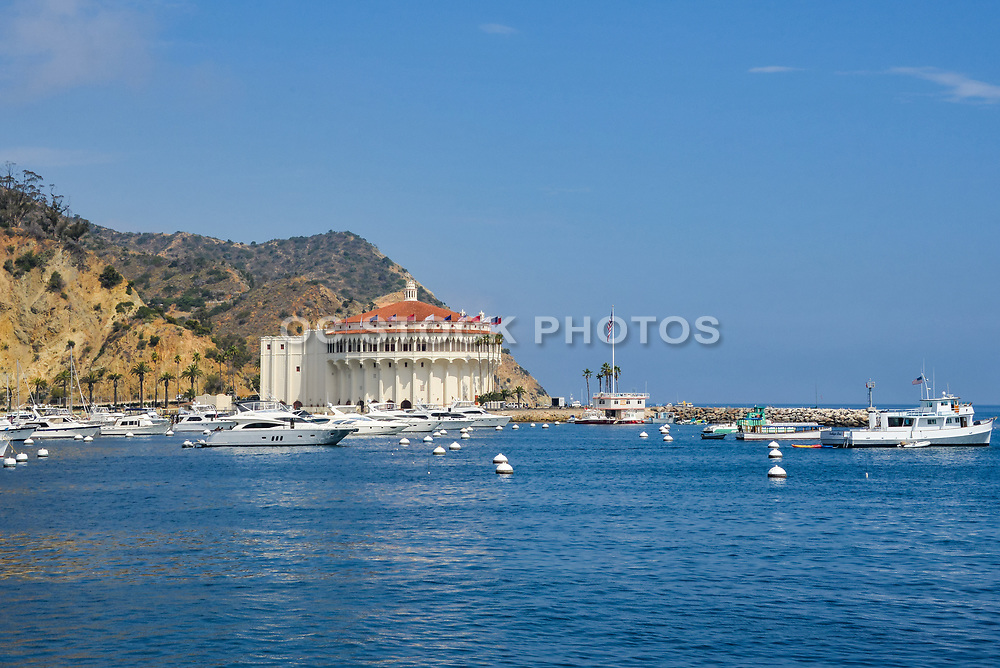 Avalon Harbor And The Catalina Island Casino