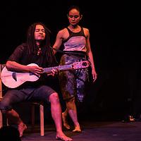 Peni Candra Rini & Ade Suharto live at the Europalia Indonesia Festival
