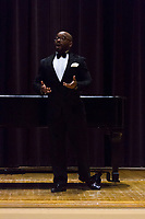 "The South Shore Opera Company celebrated Black History Month Sunday, February 25th, 2018 at the South Shore Opera Company located at 7059 S. South Shore Drive. Vocalists, Vince Wallace, Cameo Humes and Robert Sims performed a medley of songs ranging from the classical music of Mozart to spirituals like Old Man River during this spectacular two-hour, free concert. <br /> <br /> Please 'Like' ""Spencer Bibbs Photography"" on Facebook.<br /> <br /> Please leave a review for Spencer Bibbs Photography on Yelp.<br /> <br /> All rights to this photo are owned by Spencer Bibbs of Spencer Bibbs Photography and may only be used in any way shape or form, whole or in part with written permission by the owner of the photo, Spencer Bibbs.<br /> <br /> For all of your photography needs, please contact Spencer Bibbs at 773-895-4744. I can also be reached in the following ways:<br /> <br /> Website – www.spbdigitalconcepts.photoshelter.com<br /> <br /> Text - Text ""Spencer Bibbs"" to 72727<br /> <br /> Email – spencerbibbsphotography@yahoo.com"