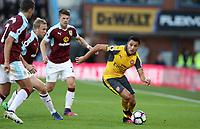 Football - 2016 / 2017 Premier League - Burnley v Arsenal at Turf Moor<br /> <br /> Alexis Sanchez of Arsenal<br /> <br /> COLORSPORT/LYNNE CAMERON