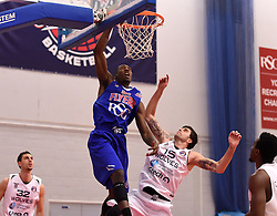 Tyrone Lee of Bristol Flyers  - Mandatory byline: Joe Meredith/JMP - 28/11/2015 - Basketball - SGS Wise Campus - Bristol, England - Bristol Flyers v Worcester Warriors - British Basketball League