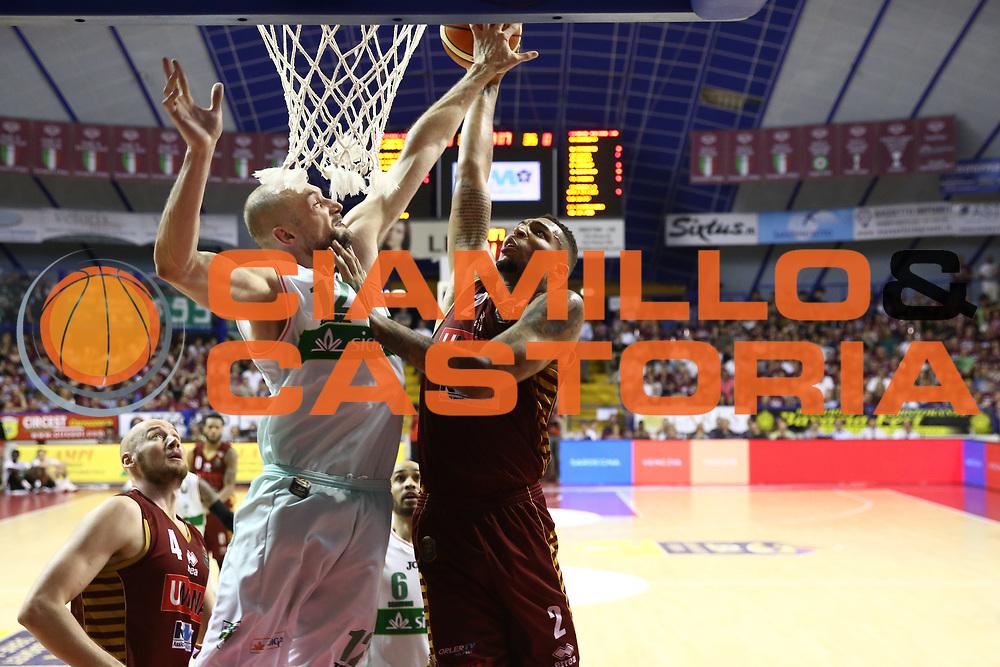 Hagins Jamelle<br /> Umana Reyer Venezia vs Sidigas Avellino<br /> Lega Basket Serie A 2016/2017<br /> Play Off SemiFinali Gara 1<br /> Venezia,26/05/2017<br /> Foto Ciamillo-Castoria/A. Gilardi