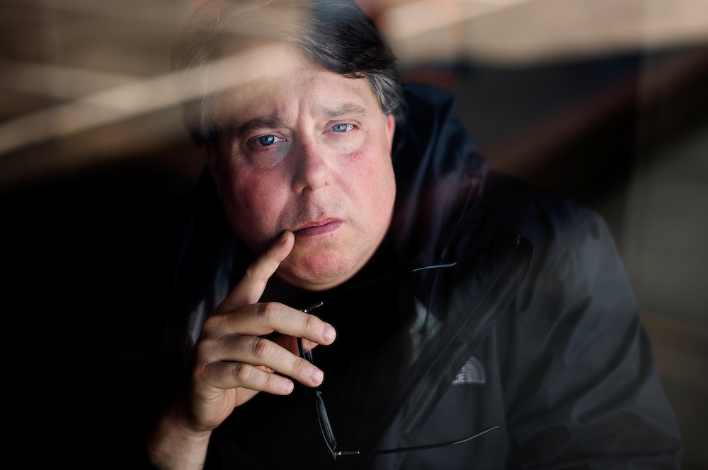 MONTGOMERY, AL – OCTOBER 29, 2013:  Jack B. Palmer is awaiting the ruling in a federal lawsuit against Infosys, a large Indian outsourcing company. Mr. Palmer said he had been punished and sidelined by Infosys executives after he reported witnessing widespread visa fraud in October 2010.