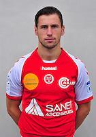 Grzegorz KRYCHOWIAK - 03.10.2013 - Photo officielle Reims - Ligue 1<br /> Photo : Philippe Le Brech / Icon Sport