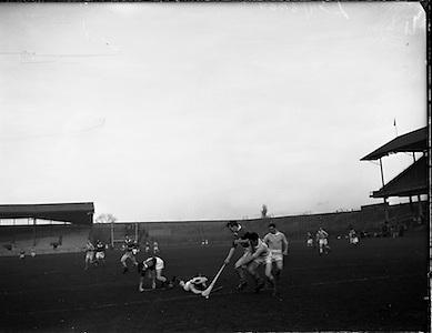 Fitzgibbon Cup Hurling Final, .UCD v UCC at Croke Park,.29.11.1959, 11.29.1959, 29th November 1959,