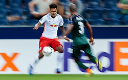 15.09.2016, Red Bull Arena, Salzburg, AUT, UEFA EL, FC Red Bull Salzburg vs FC Krasnodar, Gruppe I, 1. Runde, im Bild Valentino Lazaro (FC Red Bull Salzburg) // during the UEFA Europa League, group I, 1st round match between FC Red Bull Salzburg and FC Krasnodar at the Red Bull Arena in Salzburg, Austria on 2016/09/15. EXPA Pictures © 2016, PhotoCredit: EXPA/ JFK