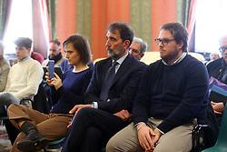 PIERO REBAUDENGO<br /> CONFERENZA DI PRESENTAZIONE FINAL FOUR COPPA ITALIA PALLAVOLO FEMMININILE A VERONA<br /> VERONA 25-01-2019<br /> FOTO FILIPPO RUBIN / LVF