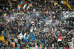 November 24, 2018 - Udine, UD, Italia - Udinese during the Serie A football match between Udinese and Roma at Dacia Stadium, Udine, Italy, on November 24th, 2018. (Credit Image: © AFP7 via ZUMA Wire)
