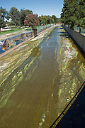 LA River; Tujunga Wash sub watershed San Fernando Valley CA; California,