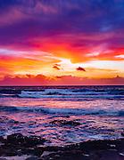 Cancun Sunrise, Mexico