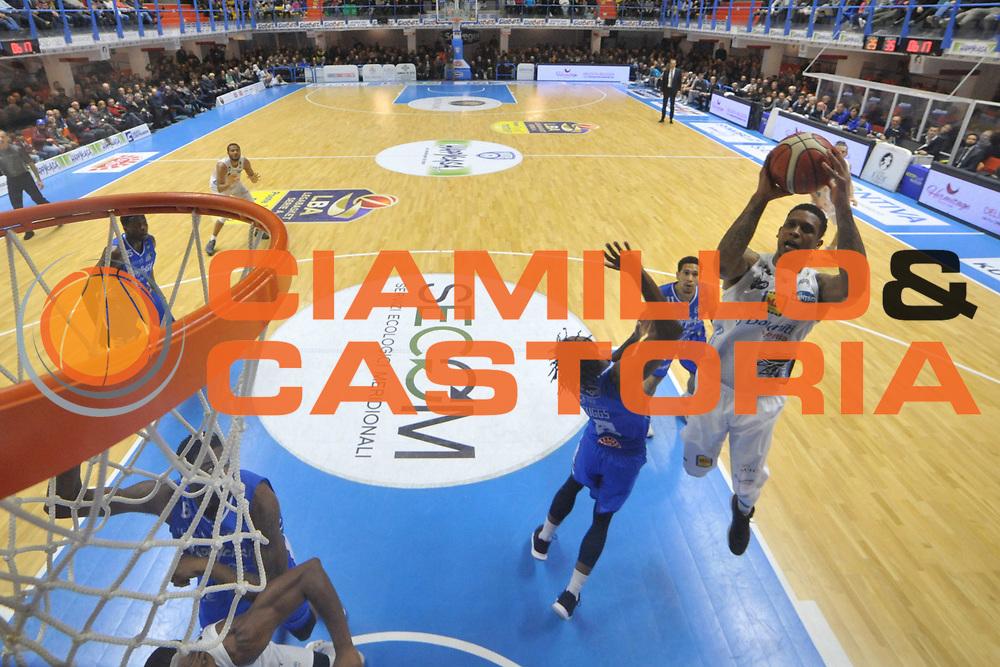 Gutierrez Jorge<br /> Happycasa Basket Brindisi - Dolomiti Energia Trento<br /> Legabasket A 2017-2018<br /> Brindisi10 /12/2017<br /> Foto Ciamillo-Castoria/ M.Longo