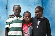 036, Alfeu Raul, Male, 13 years old, UCL, before, Distance traveled 12 hours with (on left) 051, Abdul Saide and (Middle) 020 Justino Batista. Operation Smile Inaugural Mission to Beira, Mozambique. 6th June - 15th June 2014. Macuti Hospital. Beira Mozambique.<br /> <br /> (Operation Smile Photo - Zute Lightfoot)