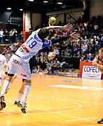 DESCRIZIONE : Handball coupe des coupes 1/2 finale Tremblay Pampelune<br /> GIOCATORE : Romain GUILLARD<br /> SQUADRA : Tremblay <br /> EVENTO : Coupe d'europe 2010-2011<br /> GARA : Tremblay Pampelune<br /> DATA : 30/04/2011<br /> CATEGORIA : Handball Coupe d'europe<br /> SPORT : Handball<br /> AUTORE : JF Molliere par Agenzia Ciamillo-Castoria <br /> Galleria : France Hand 2010-2011 Action<br /> Fotonotizia : coupe des coupe 1/2finale Tremblay Pampelune<br />   Match retour a Pampelune