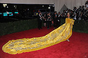 May 5, 2015 - New York, NY, USA - <br /> <br /> Rihanna attending the Costume Institute Benefit Gala  celebrating the opening of China: Through the Looking Glass at The Metropolitan Museum of Art on May 4, 2015 in New York City <br /> ©Exclusivepix Media