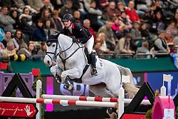 BRINKOP Kendra Claricia (GER), Geisha van Orshof<br /> Leipzig - Partner Pferd 2019<br /> IDEE Kaffe Preis<br /> CSI5*<br /> 18. Januar 2019<br /> © www.sportfotos-lafrentz.de/Stefan Lafrentz