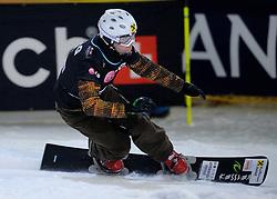 10-10-2010 SNOWBOARDEN: LG FIS WORLDCUP: LANDGRAAF.First World Cup parallel slalom of the season / FLANDER Rok SLO.©2010-WWW.FOTOHOOGENDOORN.NL. / SPORTIDA PHOTO AGENCY