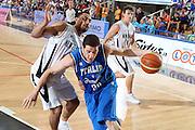 DESCRIZIONE : Trento Torneo Internazionale Maschile Trentino Cup Italia Nuova Zelanda  Italy New Zeland<br /> GIOCATORE : Valerio Amoroso<br /> SQUADRA : Italia Italy<br /> EVENTO : Raduno Collegiale Nazionale Maschile <br /> GARA : Italia Nuova Zelanda Italy New Zeland<br /> DATA : 26/07/2009 <br /> CATEGORIA : palleggio<br /> SPORT : Pallacanestro <br /> AUTORE : Agenzia Ciamillo-Castoria/E.Castoria