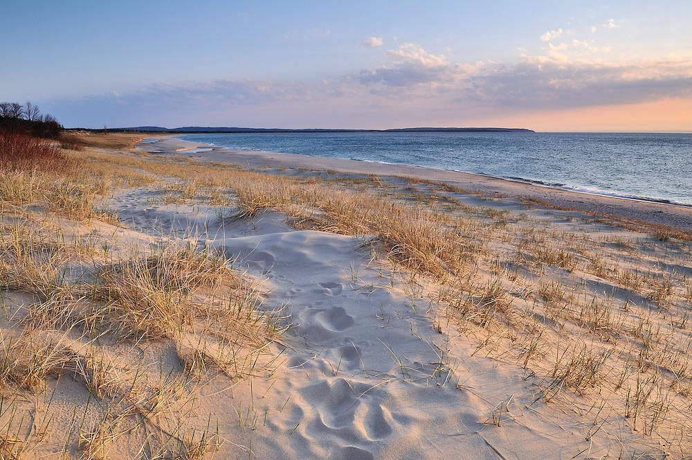 Esch Beach,<br /> Sleeping Bear Dunes National Lakeshore