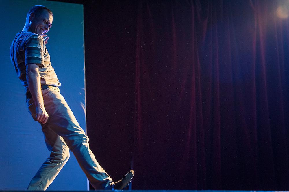 &Eacute;RIC FORGET<br /> NARCOLEPSIE. La Sala Rossa<br /> Mardi 18 octobre 2016 20h00. Collaborateurs: Fran&ccedil;ois Marquis, Guillaume Chouinard, Line Nault, Bernard Falaise, Alexandre St-Onge.