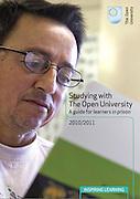 Open University, prisoner prospectus. 2010