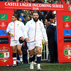 Joe Marler of England during the 2018 Castle Lager Incoming Series 3rd Test match between South Africa and England at Newlands Rugby Stadium,Cape Town,South Africa. 23,06,2018 Photo by (Steve Haag JMP)