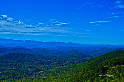 08 October 2016:   Scenic Foothills Parkway and Tail of the Dragon - Tennessee and North Carolina