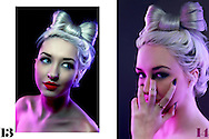 Model, hair &amp; make up ~ Bryony Kirkham<br /> Photography - Steve Parmley