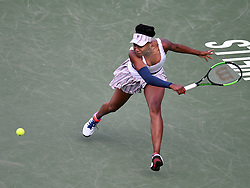 March 9, 2019 - Indian Wells, CA, U.S. - INDIAN WELLS, CA - MARCH 09: Venus Williams (USA) in action during  her 2nd round women's singles match at the BNP Paribas Open on March 09, 2019, played at the Indian Wells Tennis Garden in Indian Wells, CA.  (Photo by Cynthia Lum/Icon Sportswire) (Credit Image: © Cynthia Lum/Icon SMI via ZUMA Press)