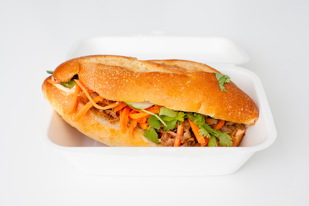 Pulled Duroc Pork Sandwich from Num Pang ($10.07)