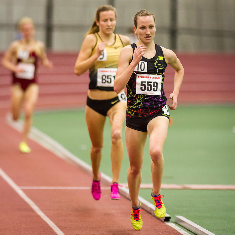 Boston University Terrier Classic indoor track & field meet