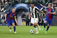can - 14.03.2017 - Torino - Champions League Quarti di Finale  -  Juventus-Barcellona nella  foto: Sami Khedira