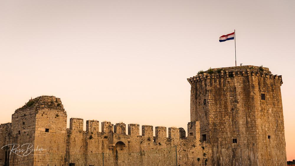 Kamerlengo Castle, Trogir, Dalmatian Coast, Croatia