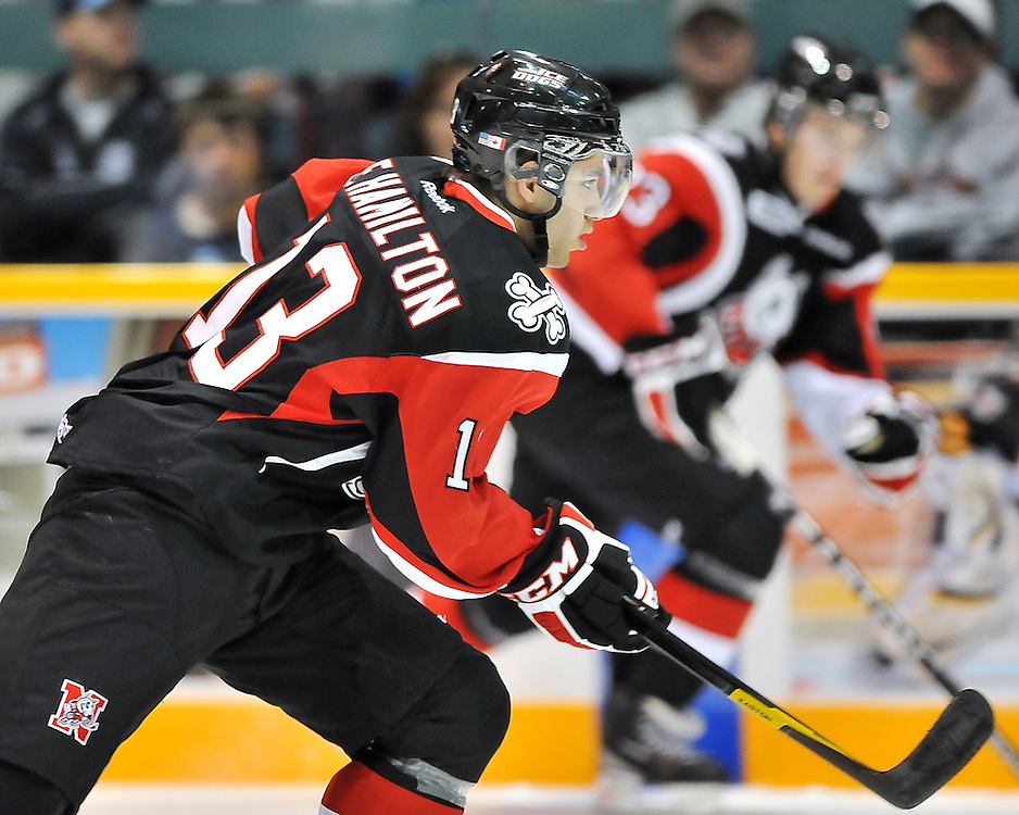 2011-12 Niagara IceDogs.<br /> Photo by Terry Wilson / OHL Images