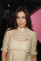 LISA SNOWDON at a reception to launch the Kiss It Better Appeal in aid of the Great Ormond Street Hosoital supported by Clinique - held at Harrods, Knightsbridge, London on 30th January 2008.<br /> <br /> NON EXCLUSIVE - WORLD RIGHTS (EMBARGOED FOR PUBLICATION IN UK MAGAZINES UNTIL 1 MONTH AFTER CREATE DATE AND TIME) www.donfeatures.com  +44 (0) 7092 235465